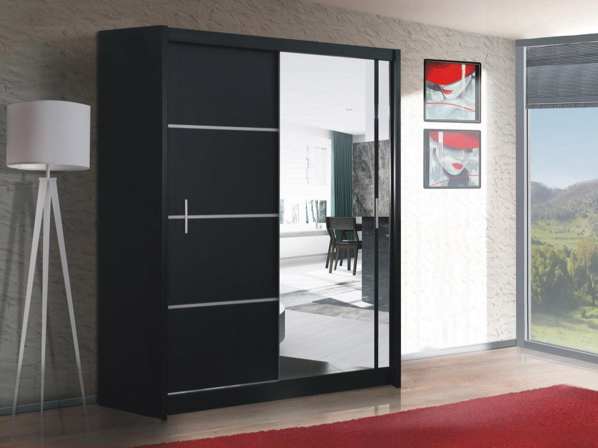 Szafa przesuwna vista 150 - Design kledingkast ...