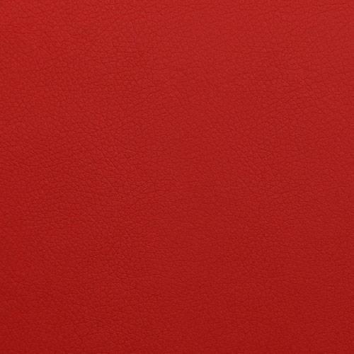 czerwona ekoskóra Soft 010