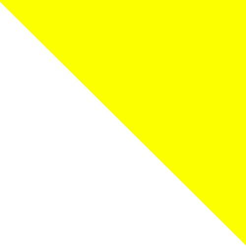 biały Jersey / żółty
