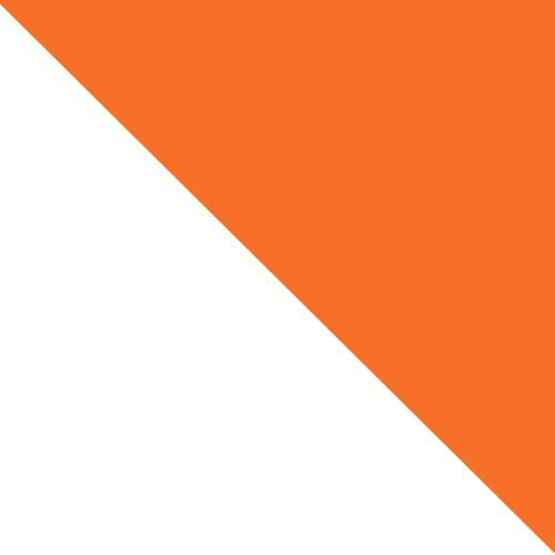 biały Jersey / pomarańczowy