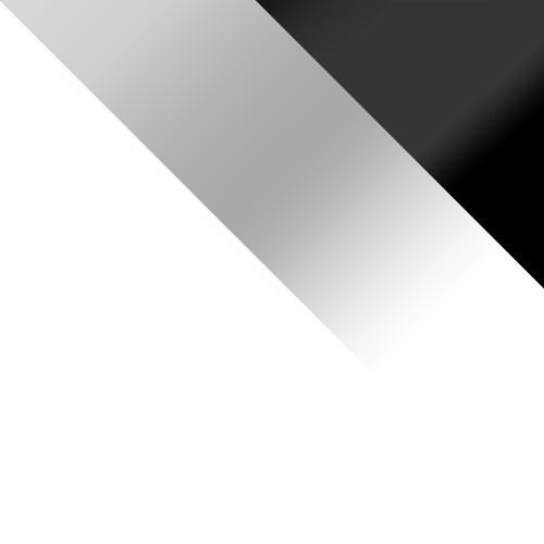 korpus: biały, drzwi: biały połysk, szuflady: czarny połysk