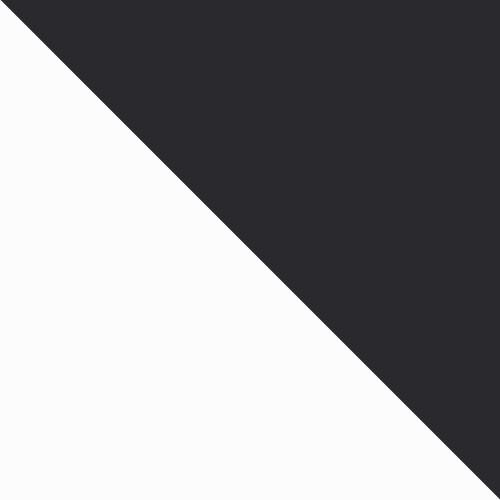 biały / czarny orzech