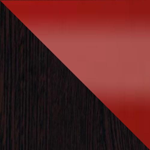 milano / czerwony połysk