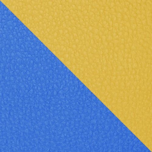 volleyball - niebieski / żółty