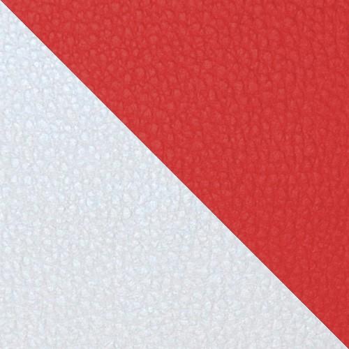 football - biały / czerwony