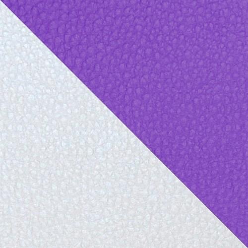 football - biały / fioletowy