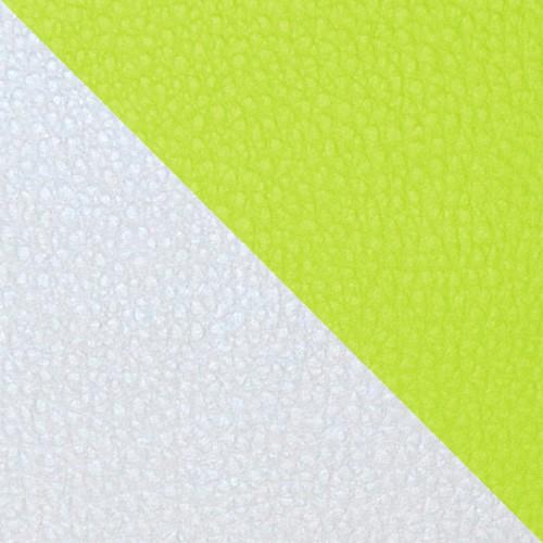 football - biały / limonkowy