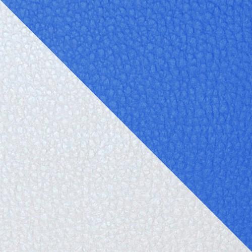 football - biały / niebieski