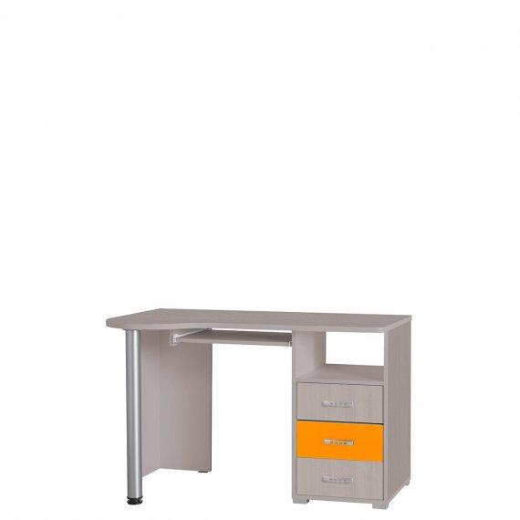 Białe biurko Lotto LT11