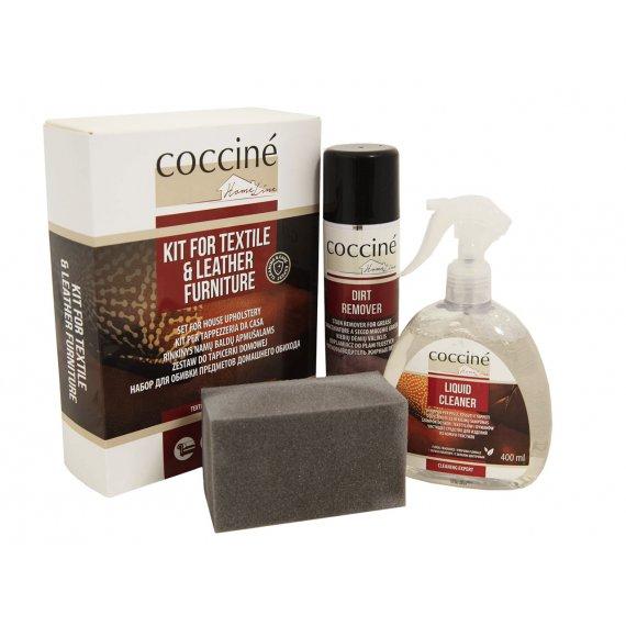 Środek czyszczący do mebli tapicerowanych Coccine Home Line