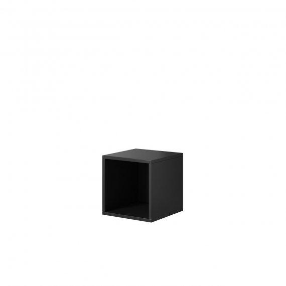 Półka wisząca kwadrat Nessor NS06