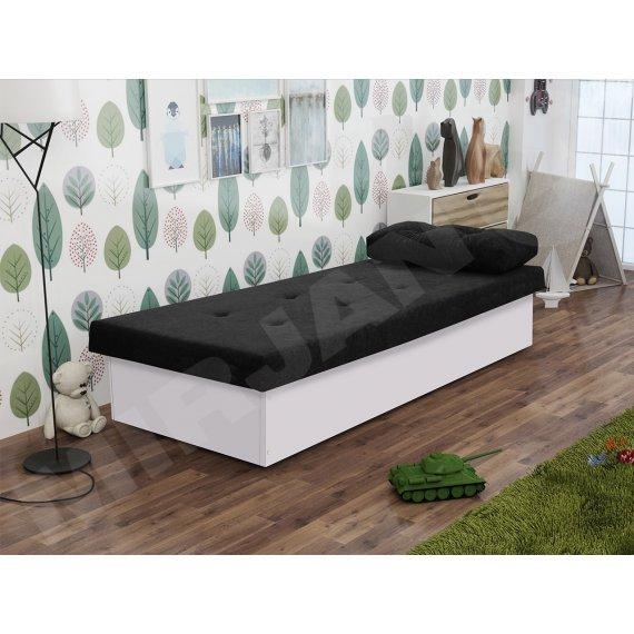 Łóżko jednoosobowe Nikroguta