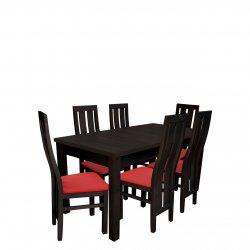 Stół i krzesła RK023