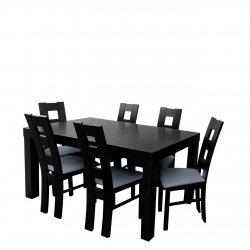 Stół i krzesła - RK046