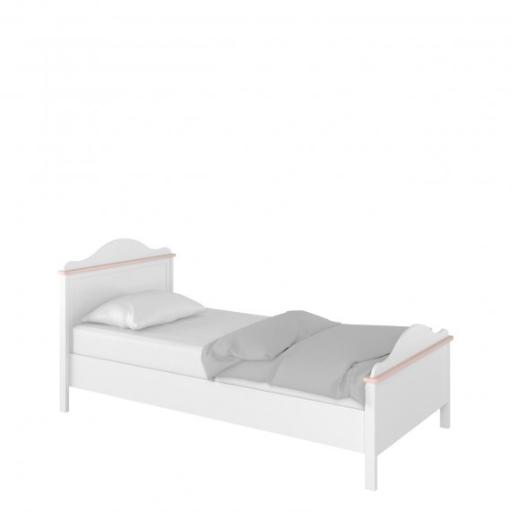 Łóżko z materacem Luna LN08