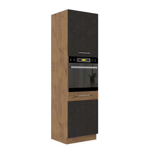Szafka kuchenna wysoka pod piekanik Woodline 60 DP-210 2F