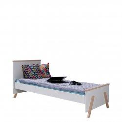 Łóżko dziecięce jednoosobowe Kayle 80