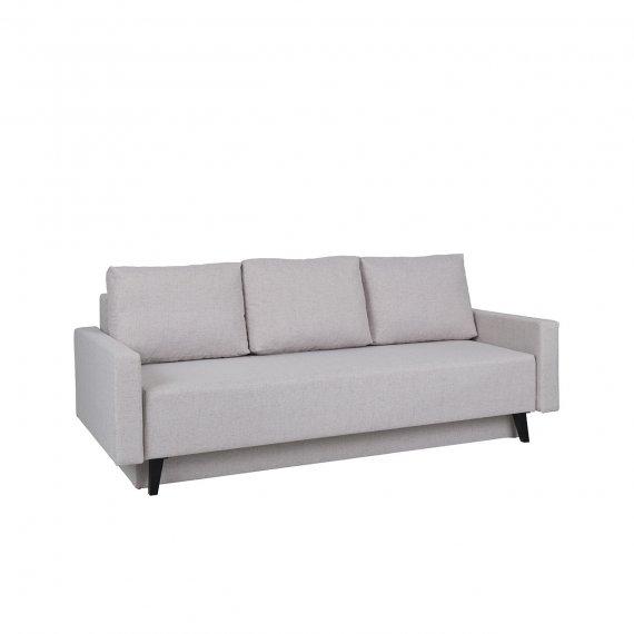Sofa rozkładana w stylu skandynawskim Naviedo