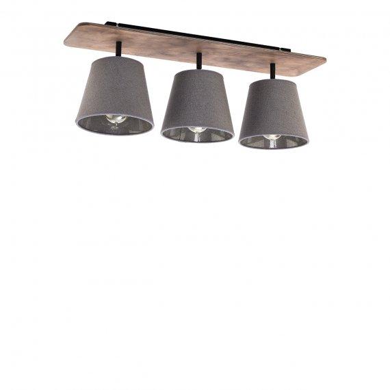 Lampa sufitowa Awinion Graphit III 9717