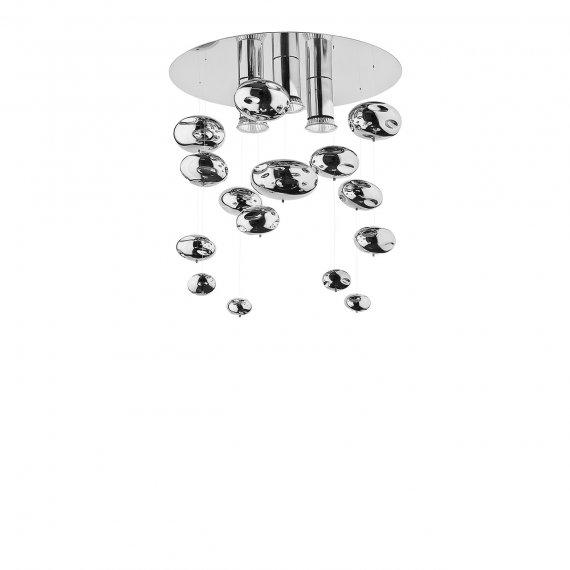 Nowoczesna lampa sufitowa plafon Salva C 5424
