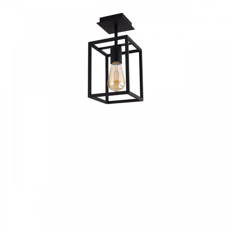 Lampa sufitowa Crate Black 9045