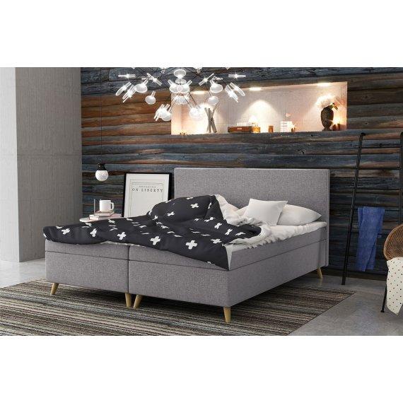 Łóżko kontynentalne Miro