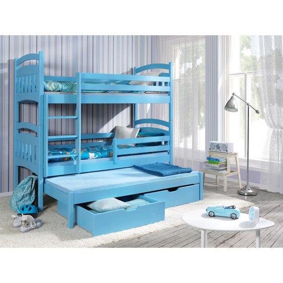 Łóżko piętrowe Mumbai 90