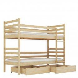Łóżko piętrowe Aero