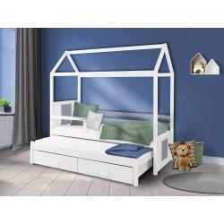 Łóżko domek Maranka II 90
