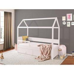 Łóżko dziecięce domek Fitonia II 80