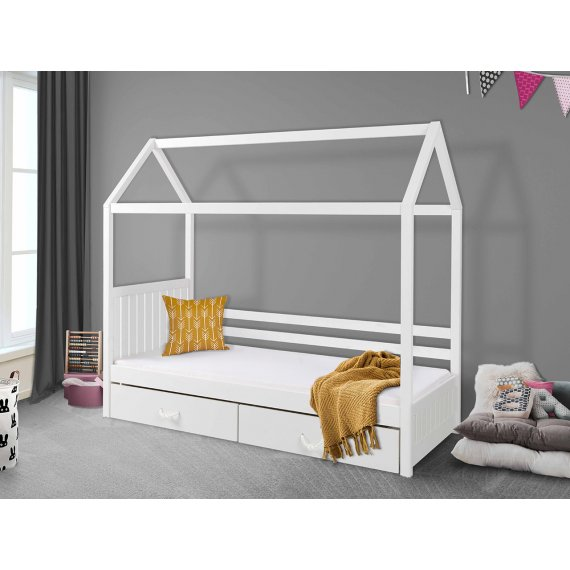 Łóżko domek Pieris 80