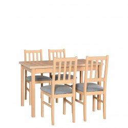 Stół i krzesła do kuchni - AL28