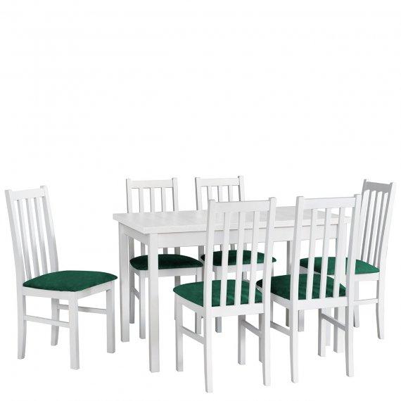 Stół i krzesła do kuchni - AL29