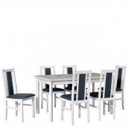 Stół z 6 krzesłami AL32