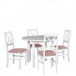 Stół z 4 krzesłami - AL54