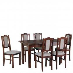 Stół z 6 krzesłami - AL59