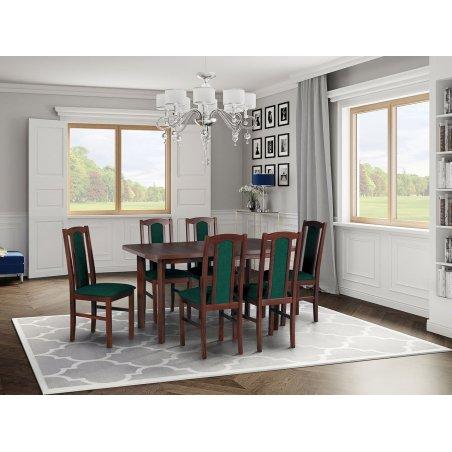 Stół z 6 krzesłami - AL60