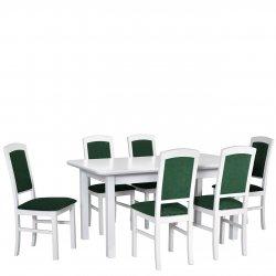 Stół z 6 krzesłami - AL64