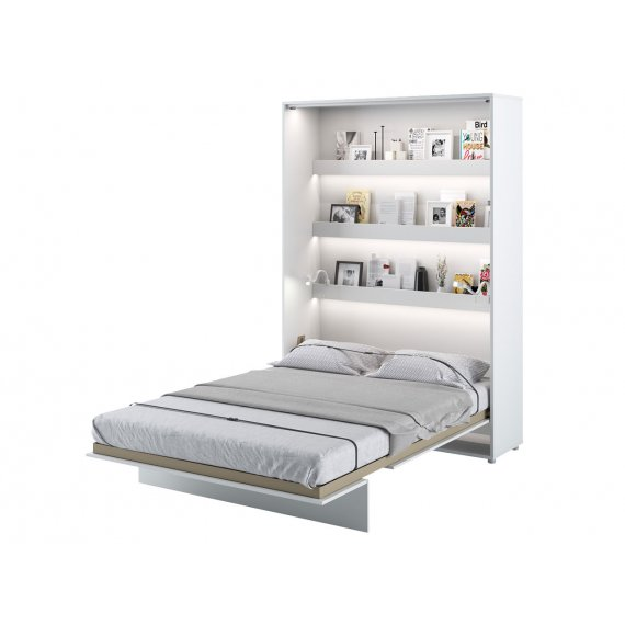Półkotapczan Bed-Concept pionowy BC-01 140x200