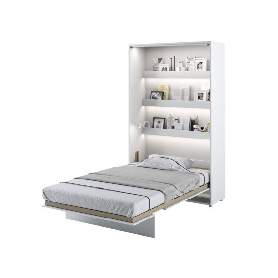 Półkotapczan Bed Concept pionowy BC-02 120x200