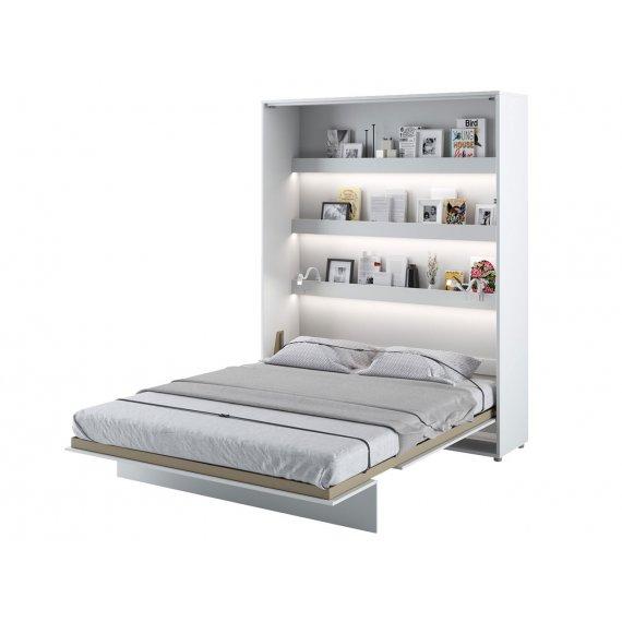 Półkotapczan Bed-Concept pionowy BC-12 160x200