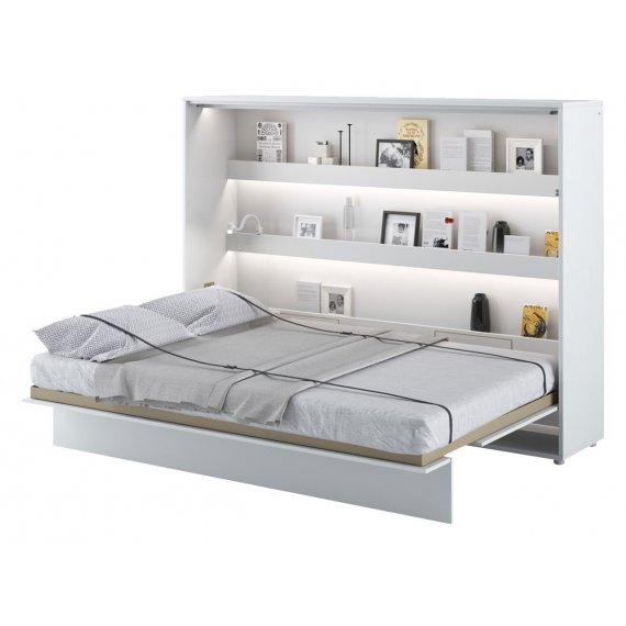 Półkotapczan Bed-Concept poziomy BC-04 140x200