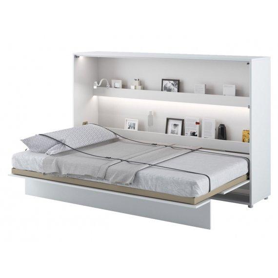 Półkotapczan Bed-Concept poziomy BC-05 120x200