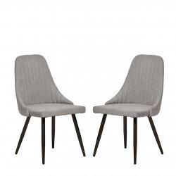 Krzesło tapicerowane Mina
