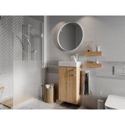 Szafka łazienkowa z umywalką Tytus