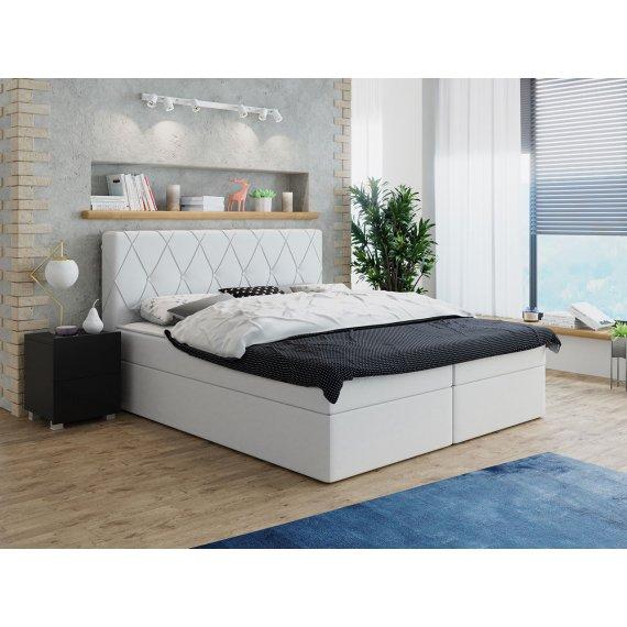 Łóżko kontynentalne Domiko