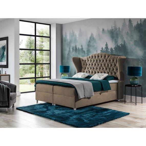 Łóżko kontynentalne Limpopo