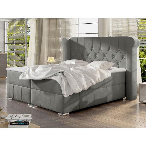 Łóżko kontynentalne Piuret