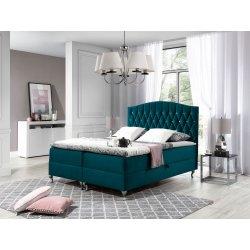 Łóżko kontynentalne Adhelina