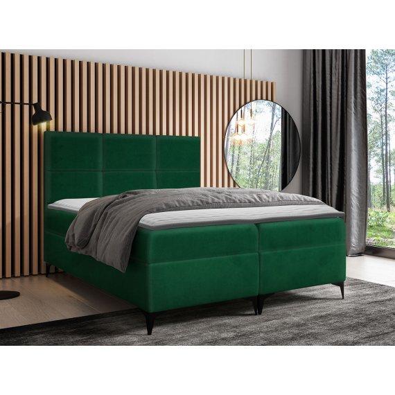 Łóżko kontynentalne Blanco